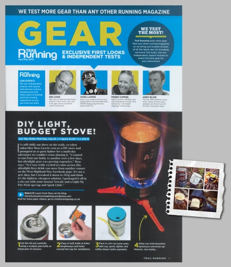 Trail Running Mag_Stove