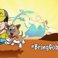#BringGobiHome